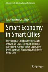 Smart Economy in Smart Cities Book
