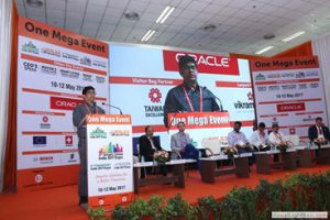 Smart Cities Expo in India - presenting InSell's experience and expertise